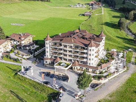 Accommodation in Gerlos: holidays at Traumhotel Alpina