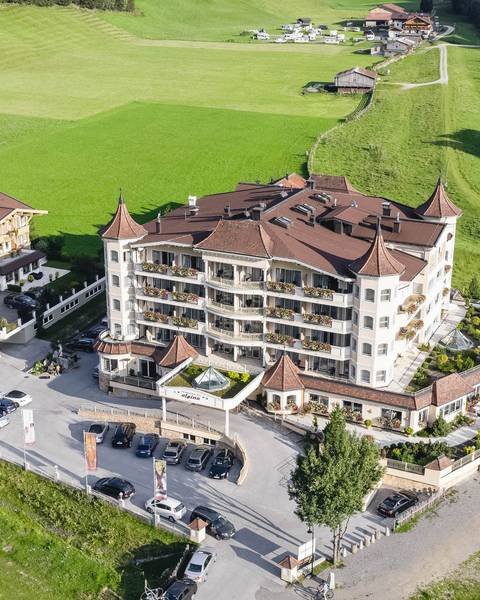 Hotels Gerlos: 4 stars at Traumhotel Alpina